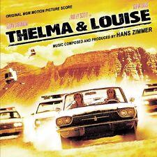 THELMA & LOUISE (MUSIQUE DE FILM) - HANS ZIMMER (CD)