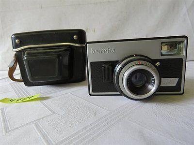 Beirette SL 300 Kamera Fotoapparat DDR Sammlerstück mit Tasche