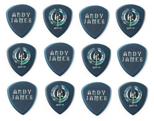 12x Dunlop Andy James Flow Picks
