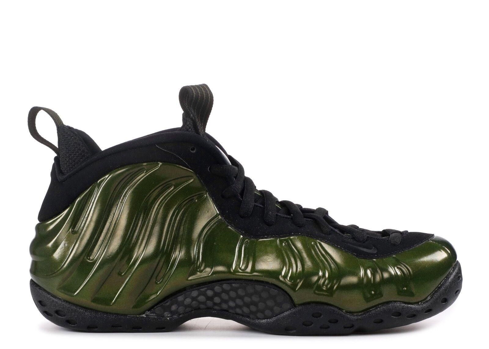8ac6f1e7b1 Nike Air One Green Black New Size 15 Foamposite Legion nxydjw7423 ...