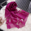 Brand-luxury-silk-scarf-2018-New-Designer-women-brand-colorful-shawl-scarf thumbnail 16