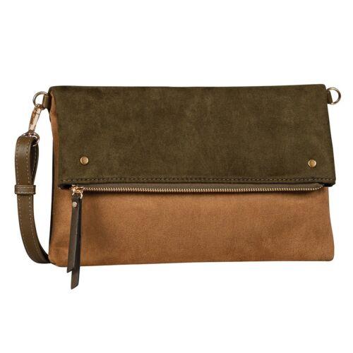 Tom Tailor Goldy Umhängetasche Schultertasche Seitentasche Shoulder Bag Flapbag