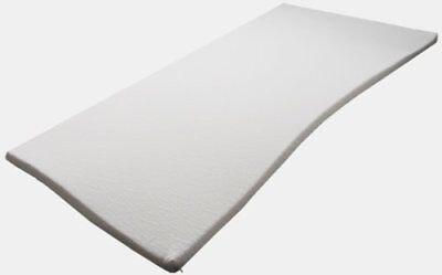 Gelernt Viscoelastische Matratzenauflage, Matratzen Visco Topper Memory 200x100x5cm