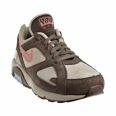 Nike Air Max 180 Men's Running Shoes StringRust PinkBaroque Brown AV7023 200   eBay
