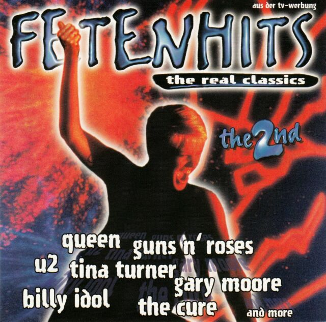 FETENHITS - THE REAL CLASSICS - THE 2ND / 2 CD-SET - TOP-ZUSTAND