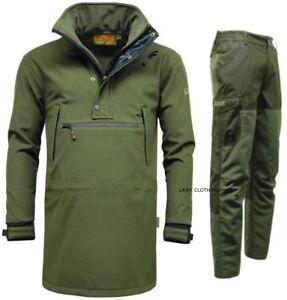 Game Trekker Mens 8000mm Waterproof Hunting Shooting Coat Jacket