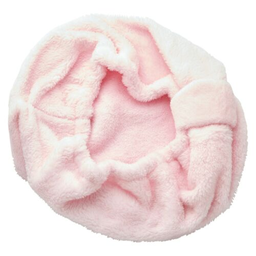 Dilly/'s Collections Comfortable Hair Turban Sleeping Cap Chemotherapy Hat PInk