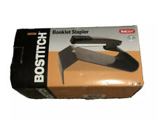 Bostitch No Jam Booklet Stapler Black B440sb Note