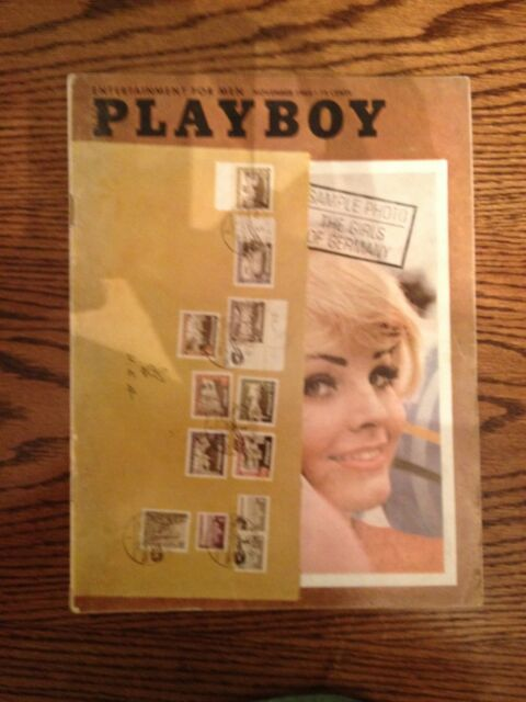 PLAYBOY MAGAZINE - NOVEMBER 1964 ORIGINAL ISSUE