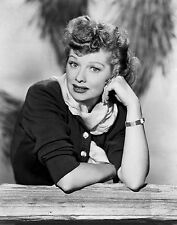 LUCILLE BALL 8X10 GLOSSY PHOTO PICTURE IMAGE #6