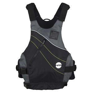 NRS-Vapor-Adult-Large-X-Large-PFD-Type-III-Boating-Kayak-Life-Jacket-Vest-Black