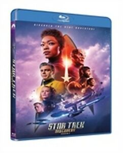 Star-Trek-Discovery-Stagione-2-4-Blu-Ray-ITALIANO-ORIGINALE-SIGILLATO