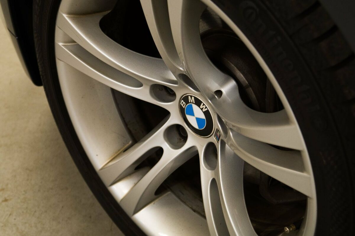 BMW 525d Touring Steptr.