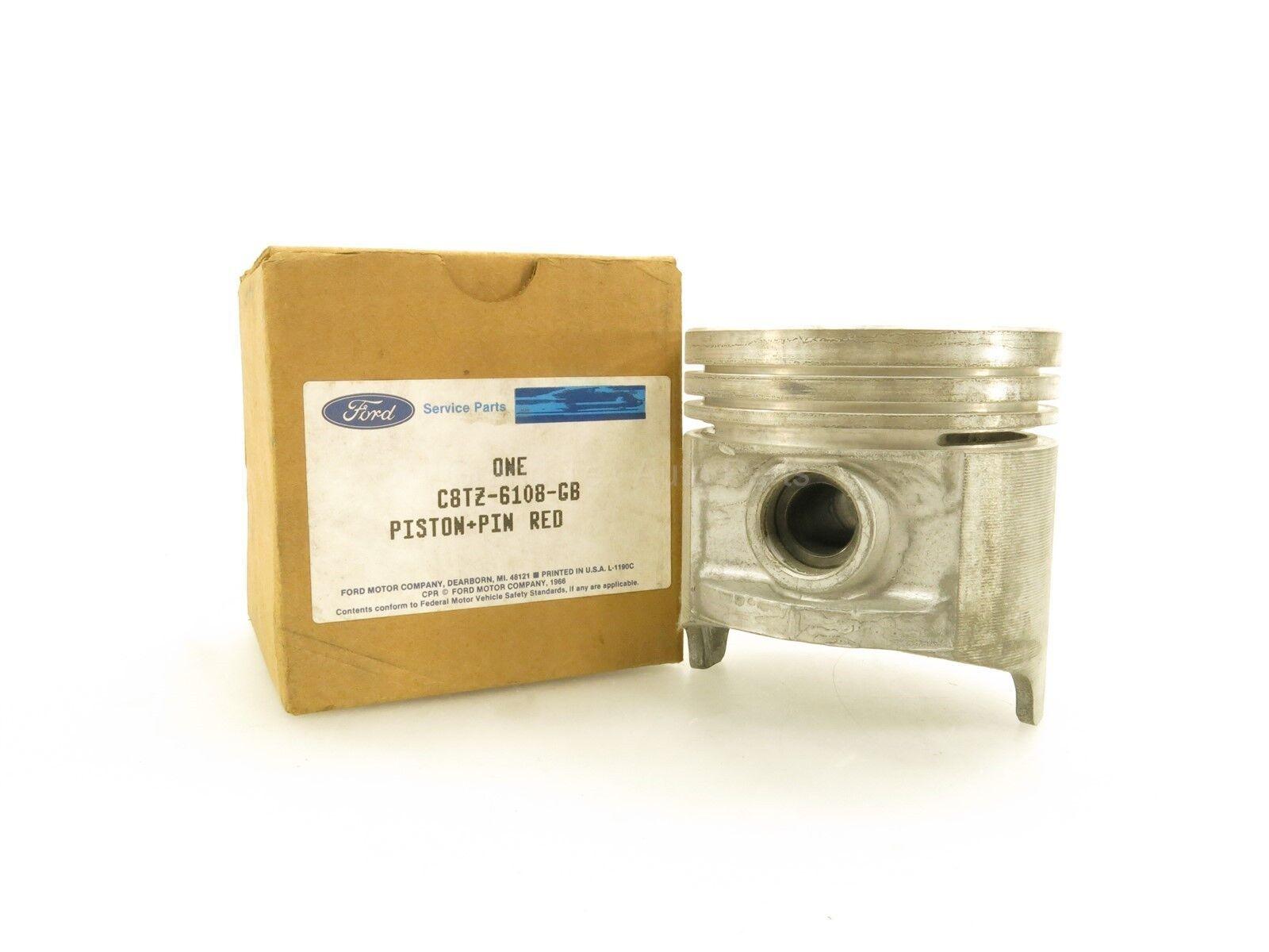 FORD PISTON /& PIN .50MM O.S F3LZ-6108-HA