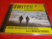 Switch - Original Soundtrack Music By-brian Satterwhite Sealed Free S&h