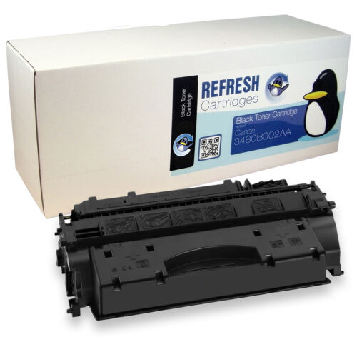 REFRESH CARTRIDGES 719H XL HIGH CAPACITY TONER COMPATIBLE WITH CANON PRINTERS