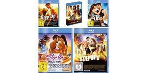 5-Blu-rays-Step-Up-Teil-1-2-3-4-5-Im-Set-NEU-OVP