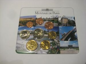 Frankrijk-BU-set-2006-Monnaie-de-Paris-lile-de-France-101