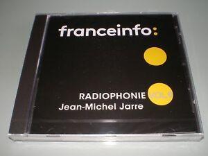 CD-ALBUM-JEAN-MICHEL-JARRE-RADIOPHONIE-VOL-9-TRES-RARE-COLLECTOR-NEUF-BLISTER