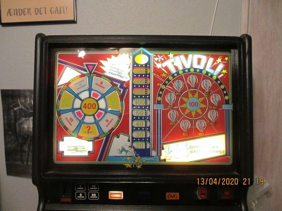spilleautomat, God