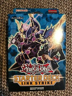 Yu-Gi-Oh YS17 #020 Effect Veiler Starter Deck Link Strike