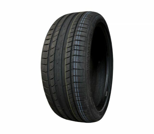 CONTINENTAL ContiSportContact 5 225/45R17 91Y 225 45 17 Tyre