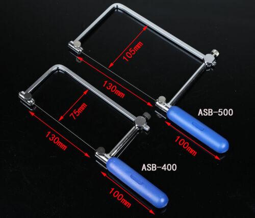 5 m//pack Superfine Diamant Coupe Fil Lame de scie JADE métal outil de coupe