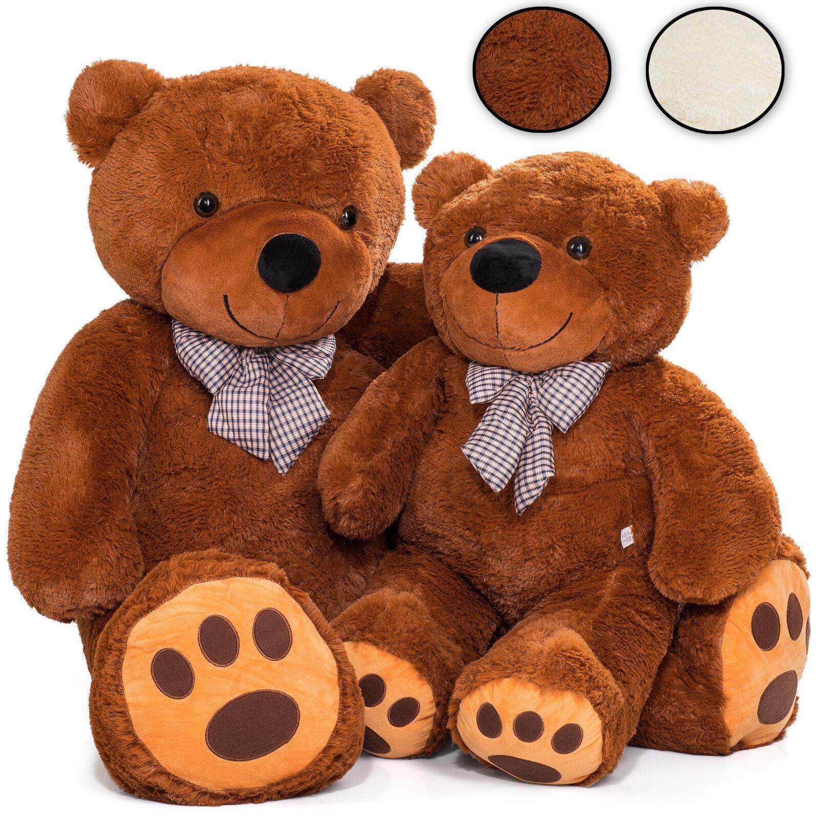 Teddy Bear XXL Soft Plush Large Giant Bear Big Soft Plush Toy 100 120 140 170