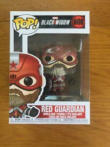 Guardiano Rosso-Marvel Black Widow Funko Pop Vinile #608 * Nuovo Con Protettore gratuita *