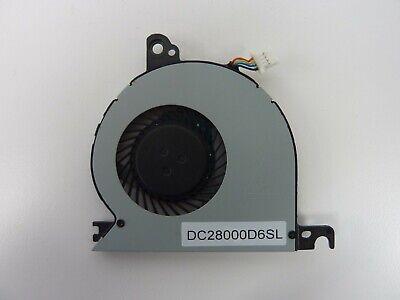 Genuine CPU Cooling Fan For Dell Latitude E7240 Laptop 0GVH35 GVH35 DC28000D6SL