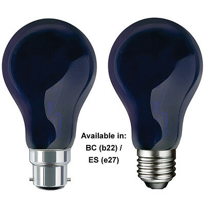 ultra violet bulb ES Blacklight 75W