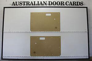 Toyota Landcruiser FJ40 BJ40 FJ45 BJ42 BJ47 HJ45 Door Cards. Blank Trim Panels