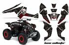 AMR Racing CanAm Renegade500/800/1000 Graphic Kit Wrap Quad Decal ATV All BONE K