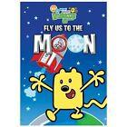 WOW WOW Wubbzy Fly US to The Moon DVD Region 1 013132143897