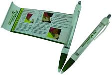 FIRST AID BANNER PEN FOR CPR AND RESUSCITATION GUIDANCE