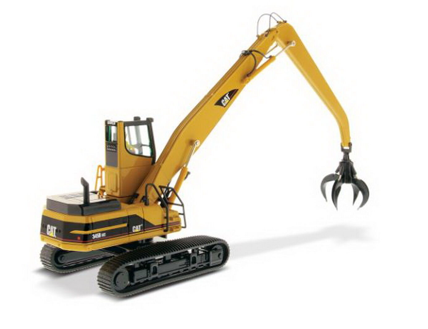 1/50 DM Caterpillar CAT 345B SERIE II Material Handler Modello Diecast #85080