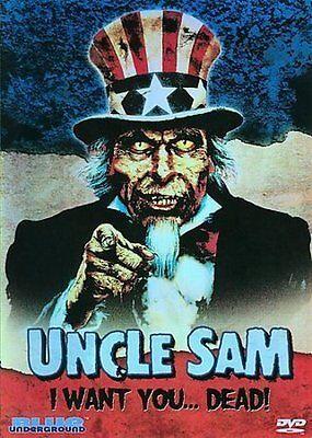 Uncle Sam [English] [Region 0] New DVD