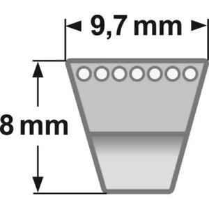Qualitaets-Keilriemen-Profil-AVX-10-DIN-7753-KFZ-Auto-575-mm-bis-1193-mm