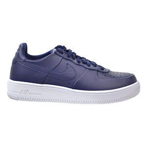 b0780d977fce Nike Air Force 1 Ultraforce Men s Shoes Leather Binary Blue White ...