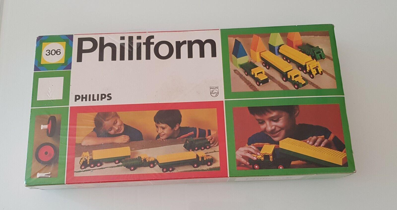 Philips Philiform 306 OVP New Rare Jahr LEGO 1960