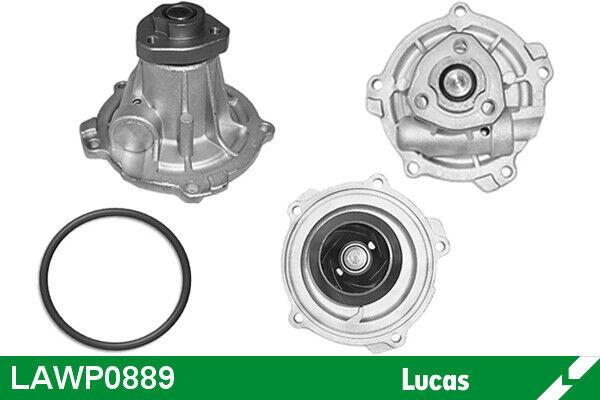 Pompe à eau LUCAS LAWP0889 pour POLO, A4, PASSAT, A6, A4 AVANT, FELICIA 2, AROSA