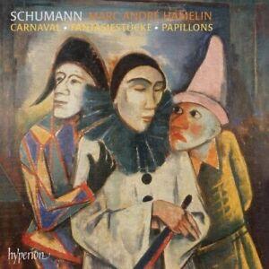 obert-Schumann-Schumann-Carnaval-Op-9-Fantasiestucke-Op-12-CD