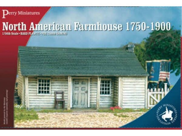 100% De Qualité Perry - North American Farmhouse 1750-1900 - 28mm