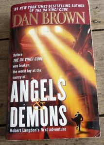 Paperback-Pocket-Book-Dan-Brown-Angels-amp-Demons