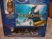 NEW Lionel 6-30218 O Scale Polar Express Electric Train Set w Remote Value $379 Toys