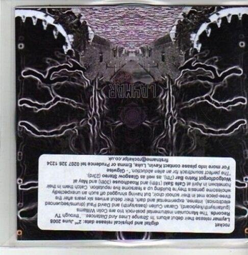 1 of 1 - (DA769) Laymar, In Strange Lines And Distances - 2008 DJ CD