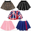 plus-size-SPICE-GIRLS-Costume-Fancy-Dress-GINGER-BABY-POSH-SCARY-SPORTY-Skirt thumbnail 1