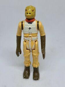 Vintage Star Wars Bossk Complete Action Figure 1980 Hong Kong Kenner