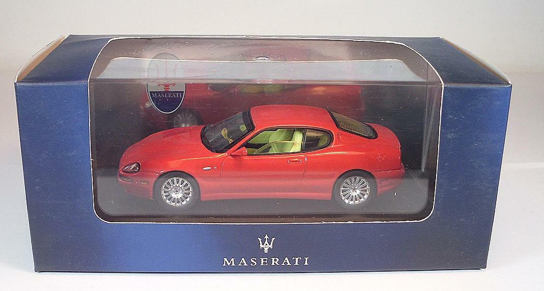 IXO 1 43 Nr. MOC027 Maserati Cambiocorsa Coupe OVP  016  | Outlet Online