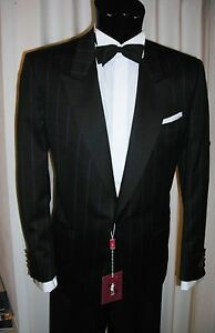 Cerimonia Nervesa Uomo Firmato TuxedoEbay Man T52 Smoking Abito N0OynwPvm8
